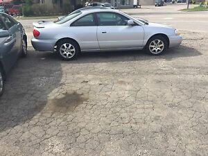 2001 Acura TL Coupe (2 door)
