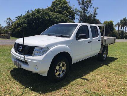 06 Nissan Navara turbo diesel 4x4