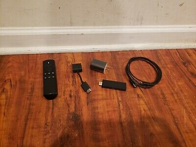Amazon Fire TV Stick 1st Generation Model Number W87CUN With Remote
