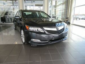 2014 Acura RLX NAVI,LEATHER, SUNROOF, TECH PKG, TOUCHING SCRE...