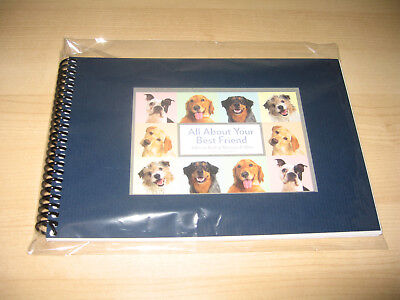 NEW USPS All About Your Best Friend Book: Dog Edition, Dog Baby (All About Best Friend)