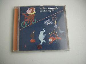 MINT ROYALE – ON THE ROPES, CD ORIGINALE, anno 1999 - Italia - MINT ROYALE – ON THE ROPES, CD ORIGINALE, anno 1999 - Italia