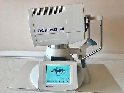 Haag Streit Octopus 301 Visual Field Perimeter