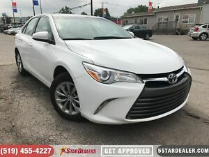 2017 Toyota Camry LE | ONE OWNER | CAM | BLUETOOTH