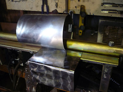 UNIFAB metal fabricating machine