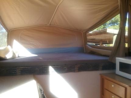2009 Jayco Hawk camper trailer Underbool Mildura City Preview