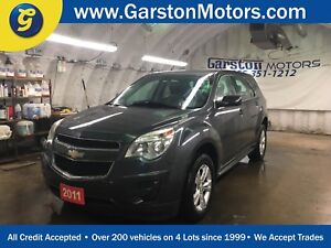 2011 Chevrolet Equinox LS*PHONE CONNECT*KEYLESS ENTRY*ECO MODE*P