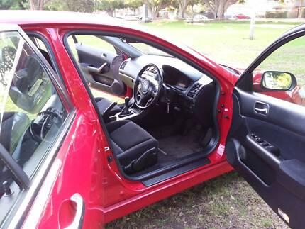 2006 Honda Accord Euro Sedan Tighes Hill Newcastle Area Preview