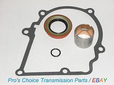 - Rear Tail Housing Reseal Kit with Bushing--Fits 1964--1986 C4 & C5 Transmissions