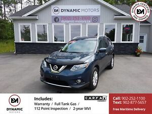 2016 Nissan Rogue SV AWD! NAV! ROOF! 360 CAMERA!