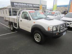 2012 Nissan Navara DX 2.5TD 4x4 Tray Top West Busselton Busselton Area Preview