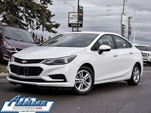 2018 Chevrolet Cruze LT True North Sunroof Tech PKG