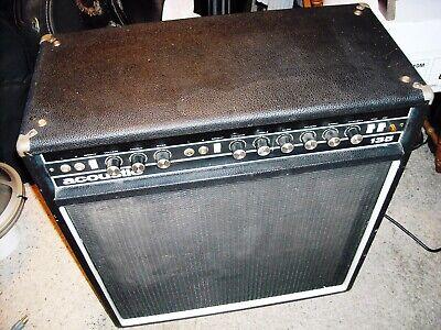Acoustic Amp 135 2x12
