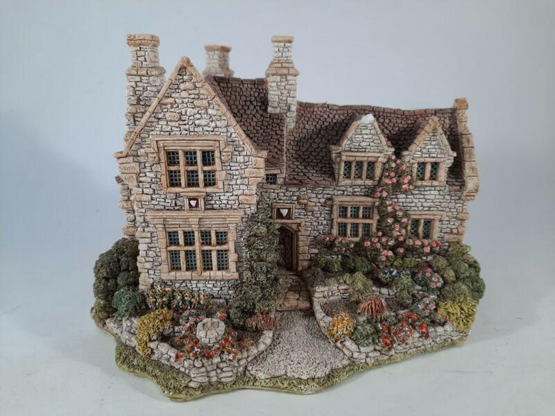 Lilliput Lane Armada House Handmade in Cumbria UK