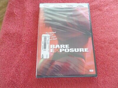 BARE EXPOSURE - WETTEST, WILDEST WET T-SHIRT CONTEST EVER - (DVD, 2003) - NEW Wet T-shirt Contest