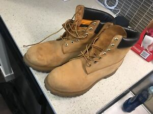 Timberland boots men's size 12