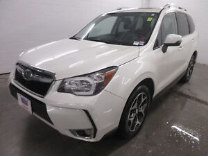 2016 Subaru Forester 2.0XT Ltd Pkg AWD BACKUP CAM! ALLOY! LEATHE