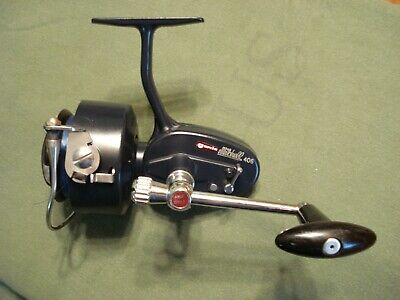 1 New Old Stock Garcia Mitchell 406 FISHING REEL Blue Rotating Head 81605 NOS