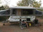 Jayco Swan 2005 Malak Darwin City Preview