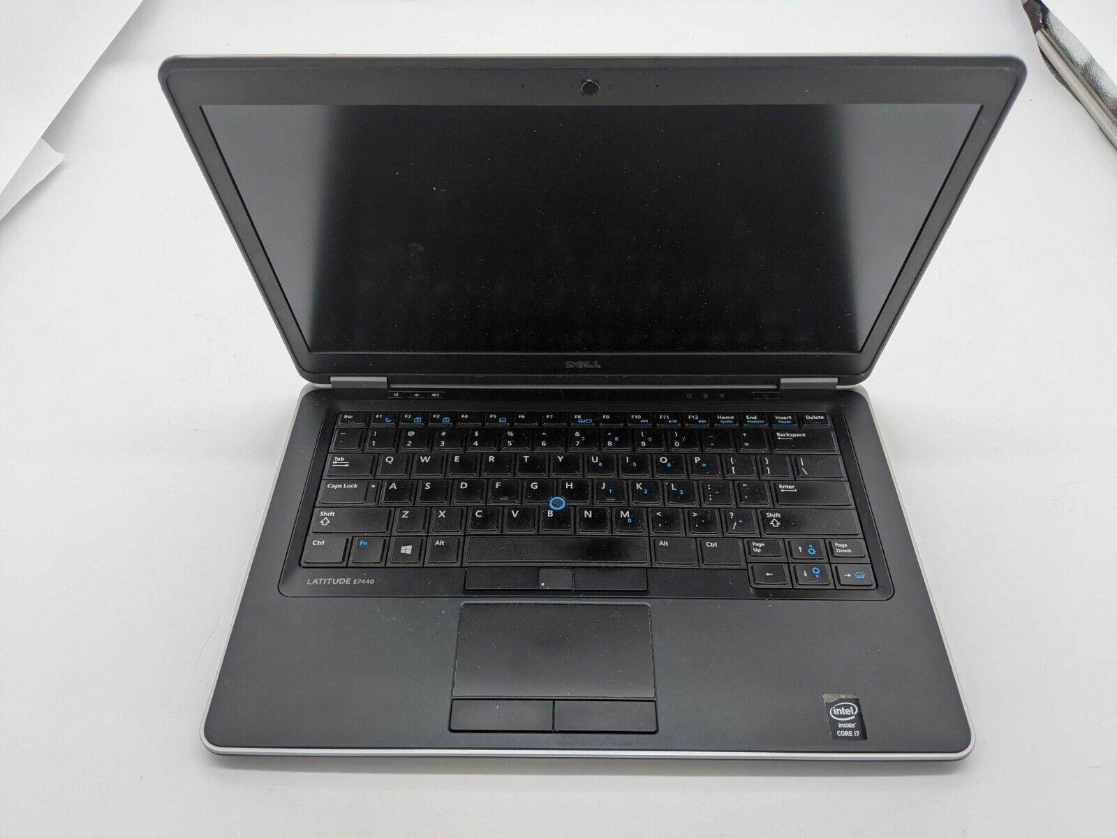 Laptop Windows - Good Dell Latitude E7440 Intel i7 16GB DDR3 Windows 10 250GB SSD - CL3360