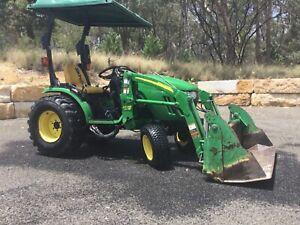 John Deere 2720 Tractor Glenorie The Hills District Preview