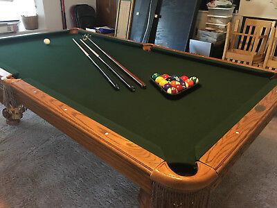 Used, olhausen used pool table for sale  Deer Park