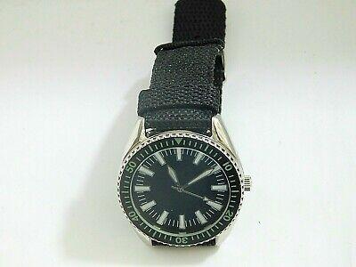aef7dd2de8b Eaglemoss Men s Military Replica Wristwatch 1960 s French Navy.