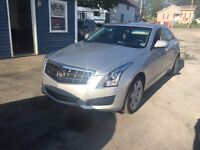 2014 CADILLAC ATS4 !!! FULLY LOADED! LEATHER!! Cape Breton Nova Scotia Preview