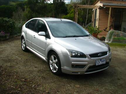 Ford Focus Zetec hatchback Mirboo North South Gippsland Preview