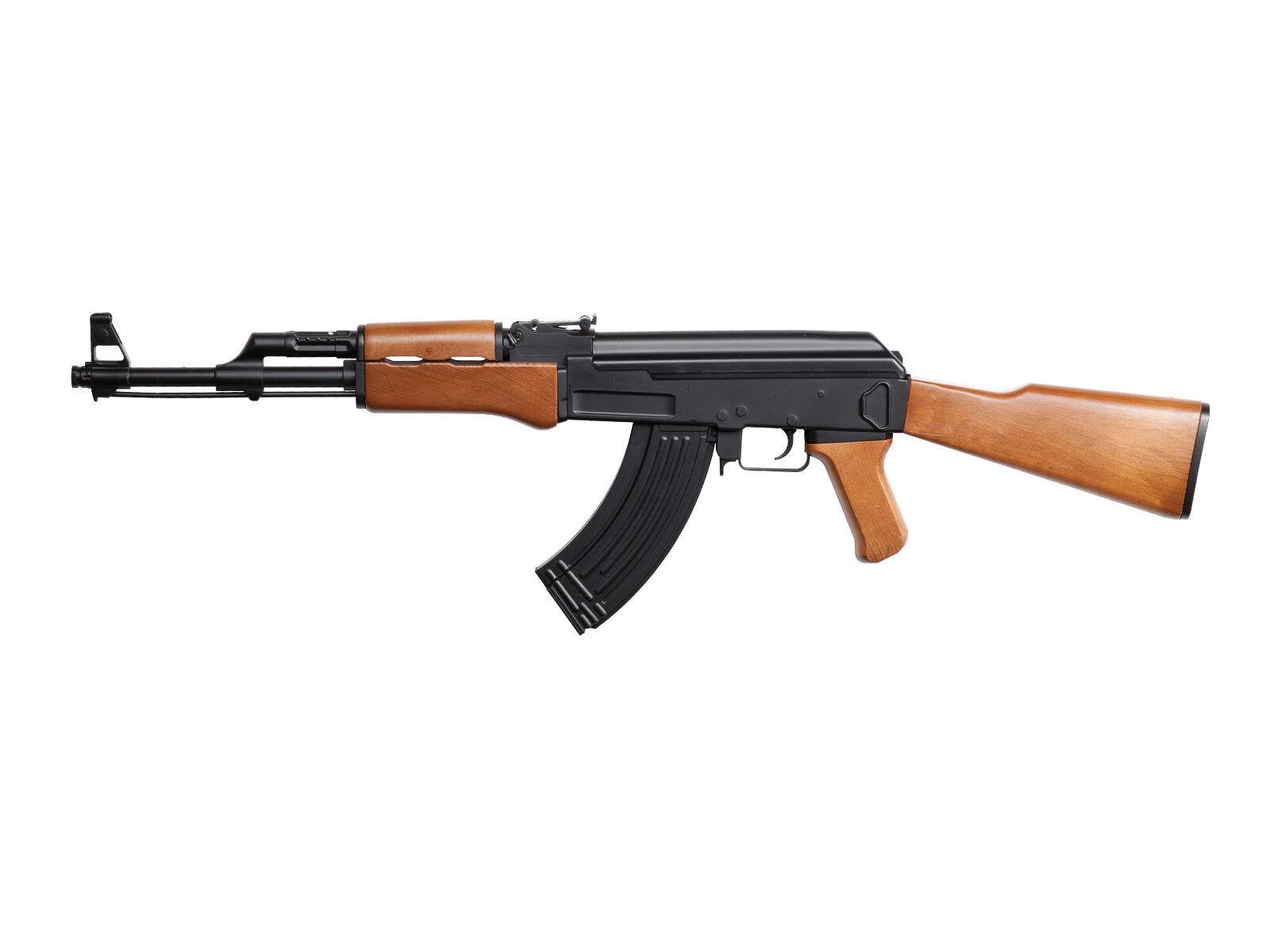 Softair Sturmgewehr AK 47 Arsenal SLR105 AEG Komplettset mit Akku u. Ladegerät
