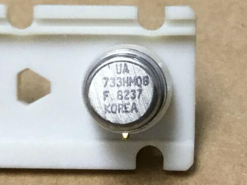 (1 PC)  FAIRCHILD  UA733HMQB  Video Amplifier, 10 Pin, Metal, CAN