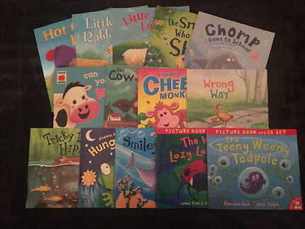ANIMAL PICTURE BOOKS INDIVIDUALLY PRICED