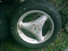Ford Laser Auscar Mag Wheels Ringwood Maroondah Area Preview