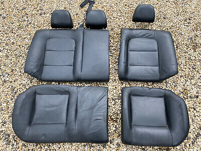 VW Golf MK4 Leather Recaro Passenger Seats - Seat Leon Audi S4 Bora Passat
