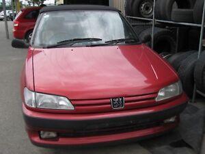 1995 Peugeot 306 CONVERTIBLE AUTO Thomastown Whittlesea Area Preview