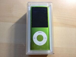 ipod nano 4th generation 8GB green