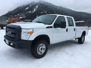 2015 Ford F-350XL   Crewcab 4x4