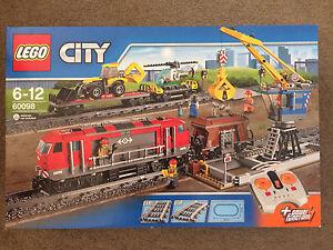 LEGO City Heavy Haul Train - 60098 (New) Tallai Gold Coast City Preview