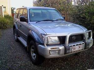 2002 Toyota LandCruiser Wagon Stanthorpe Southern Downs Preview