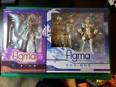 Figma Xenosaga Lot: KOS-MOS (095) & T-ELOS (150) (Original releases; not KOs)