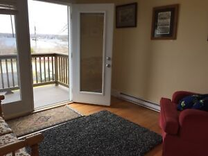 Bedford Room with deck for rent