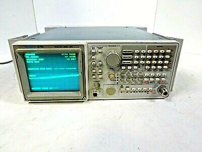 Tektronix 2712 Spectrum Analyzer 9 Khz To 1.8ghz- Free Shipping