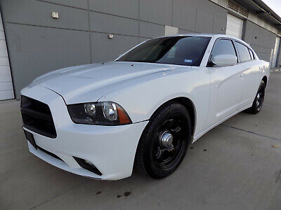 2012 Dodge Charger  2012 Dodge Charger Pursuit 3.6L RWD *LOW IDLE HOURS*