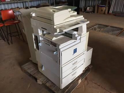 Ricoh Aficio 2045e Printer Scanner Fax Copier
