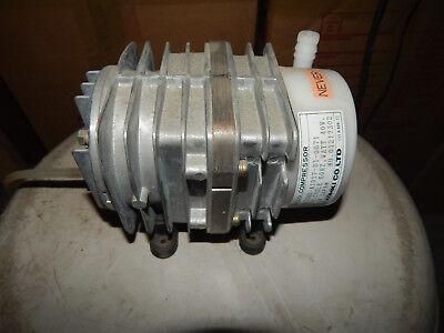 Nitto Kohki Medo Compressor Model Ac0502-a1017-d1-0671 Vacuum Pump