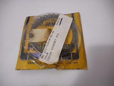 YAMAHA TX500 PISTON RING SET STANDARD 371-11610-03-00 TX500A XS500B 1973-1975 kr