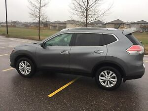 2015 Nissan Rogue SV AWD-Lease Takeover
