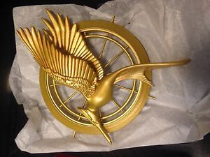 Hallmark Mockingjay ornaments