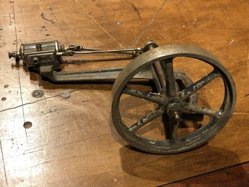antique victorian model steam engine