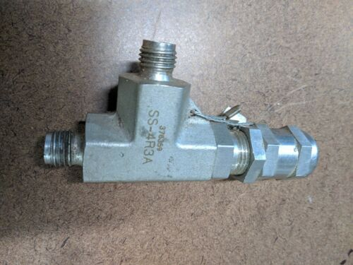 Swagelok SS-4R3A Proportional Relief Valve